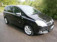 Vauxhall Zafira 1.9CDTi 16v ( 150ps ) 2007 Design