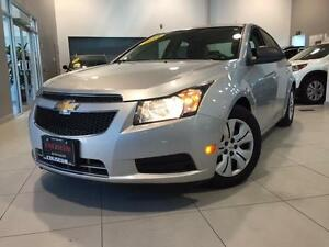 2013 Chevrolet Cruze LS-AUTOMATIC-ONLY 53K