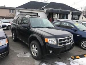2010 Ford Escape XLT Certified $8995 LOW KMS