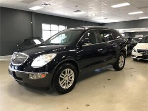 2009 Buick Enclave CX*7-PASSENGER*CERTIFIED*NO ACCIDENTS*