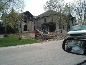Demolition & Bobcat services $60 hr London Ontario image 5