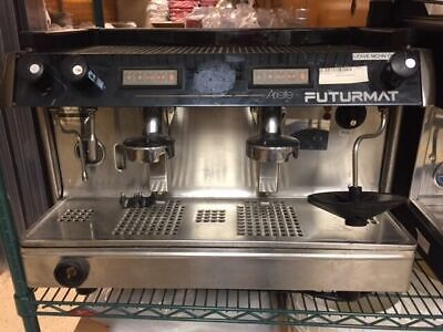 Futurmat Ariete Cappuccino Espresso Machine