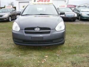 2011 Hyundai Accent De base Bicorps