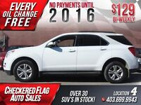2011 Chevrolet Equinox Alloy Wheels, ONLY 71000KM