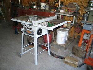 "8"" Beaver Table saw"