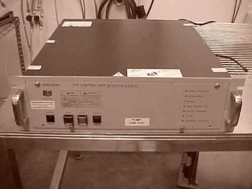 Seiko Seiki Stp-h200c Turbo Pump Controller, 100-120 Vac