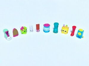 SHOPKINS X10! ALL RARES! (NUTTY BUTTER / JELLY B) London Ontario image 1