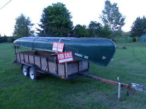 22.5 FEET FRIEGHTER CANOE FOR SALE