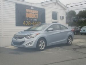 2013 Hyundai Elantra COUPE 6 SPEED 1.8 L