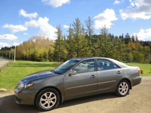 2005 Toyota Camry XLE with low mileage Edmonton Edmonton Area image 4