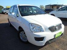 2011 Kia Rondo  White Auto Seq Sportshift Winnellie Darwin City Preview