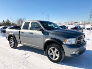 2010 Dodge Ram 1500 Sport- Leather, Crew Cab, Navigation