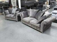 "👊👊Elegant Style New👊ASHWIN 3+2 Seater Sofa""👊;ASHWIN Corner Sofa""🎀Both in Stock!👊"