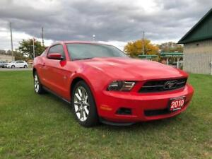 2010 Ford Mustang $9895