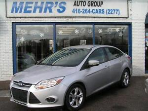 2013 Ford Focus SE Sedan Auto Bluetooth Only 68km