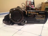 Sony HDR-XR500V 120GB HDD High Def. Camcorder for Sale!