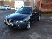 2004 ROVER STREETWISE 1.4 - LOW MILEAGE - LONG M.O.T
