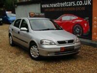 2003 Vauxhall Astra 1.7 DTi ECO4 16v LS 5dr Hatchback Diesel Manual