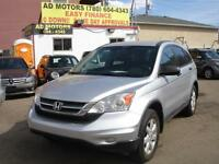2010 Honda CR-V AUTO LOADED 96K-100% APPROVED FINANCING
