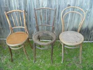 Vintage Bentwood Chairs & Parts Coopers Plains Brisbane South West Preview