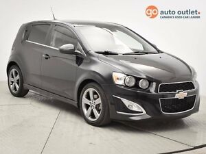 2014 Chevrolet Sonic RS