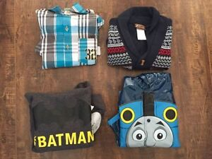 BOYS CLOTHES - new with tags, never worn ($20 for everything)