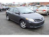 2011 Toyota Corolla CE AIR CLIMATISEE !!