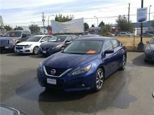 2016 Nissan Altima 2.5 SR CERTIFIED PRE OWNED