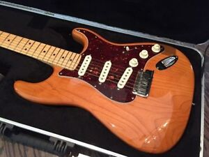 Mint 2013 Fender Strat Deluxe SSS with OHSC and Receipt