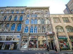 1 bed condo in Old Montreal - Condo 1 chambre vieux-montreal