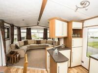 Double Glazed & Gas Central Heated Static Caravan Lincolnshire