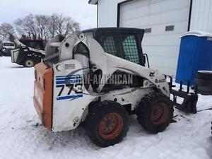 2001 BOBCAT 773G SKID STEER LOADER