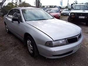 1996 Mitsubishi Magna Sedan Mount Louisa Townsville City Preview