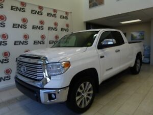 Toyota Certified 2016 Tundra DoubleCab Limited