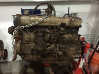 6 Cylinder International Harvester Truck Engine