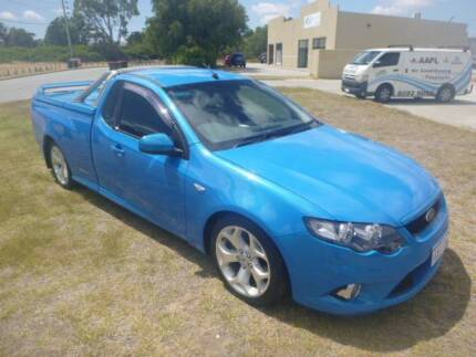 2009 Ford Falcon Ute ** XR6 FACTORY TURBO ** SPORTSHIFT !! East Rockingham Rockingham Area Preview