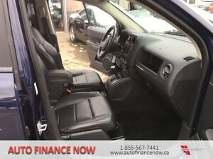 2013 Jeep Compass Limited 4x4 LEATHER REDUCED BUY HERE PAY HERE Edmonton Edmonton Area image 13