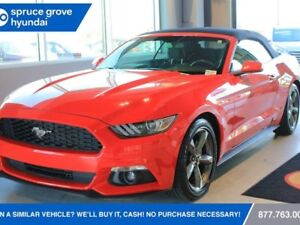 2017 Ford Mustang CONVERTIBLE-PRICE INCLUDES *$1,500 CASH BACK-V