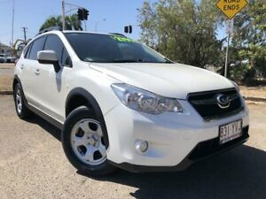2014 Subaru XV G4X MY14 2.0i-L Lineartronic AWD White 6 Speed Constant Variable Wagon