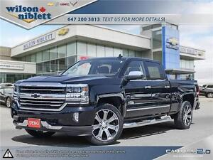 2017 Chevrolet Silverado High Country - DEMO, SAVE $$$, Loaded!