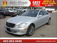 2008 Mercedes S550 4MATIC NAV CAMERA MASSAGE SEAT$272 BW