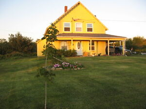 Private Country Farmhouse & 29 Acres - Set Up Your Organic Farm