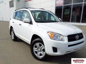 2012 Toyota Rav4 AWD Remote Start Low KMS $187 B/W