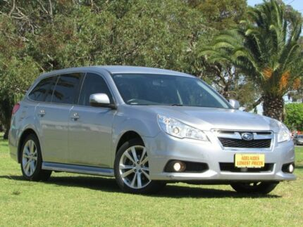 2014 Subaru Liberty B5 MY14 2.5i Lineartronic AWD Premium Silver 6 Speed Constant Variable Wagon Melrose Park Mitcham Area Preview