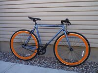 NEUF! choix  fixie divers couleurs fixed gear bikes