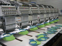 Full Time Embroidery Machine Operator