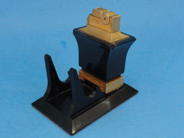 ASR Cigarette Lighter Bakelite With Stand