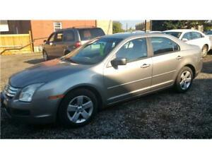 2008 Ford Fusion SE-V6-3L-Excellent Condition-CerT.