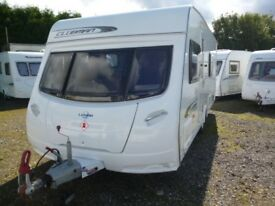 Lunar Clubman SB 2011, LEATHER SEATS, Motor Mover, Alde heating, Twin Fixed Beds, ATC, Alarm, Fan