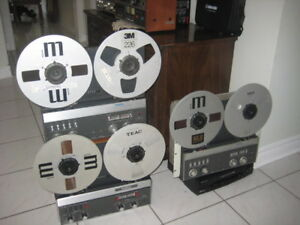 REVOX A 77 THREE FOR ONE DEAL